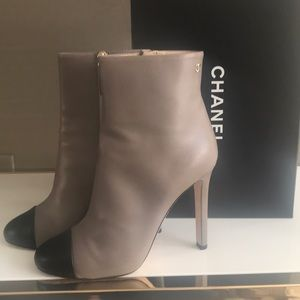 Chanel Booties- excellent Conditions